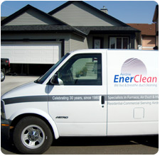 EnerClean - Furnace and Air duct Cleaning